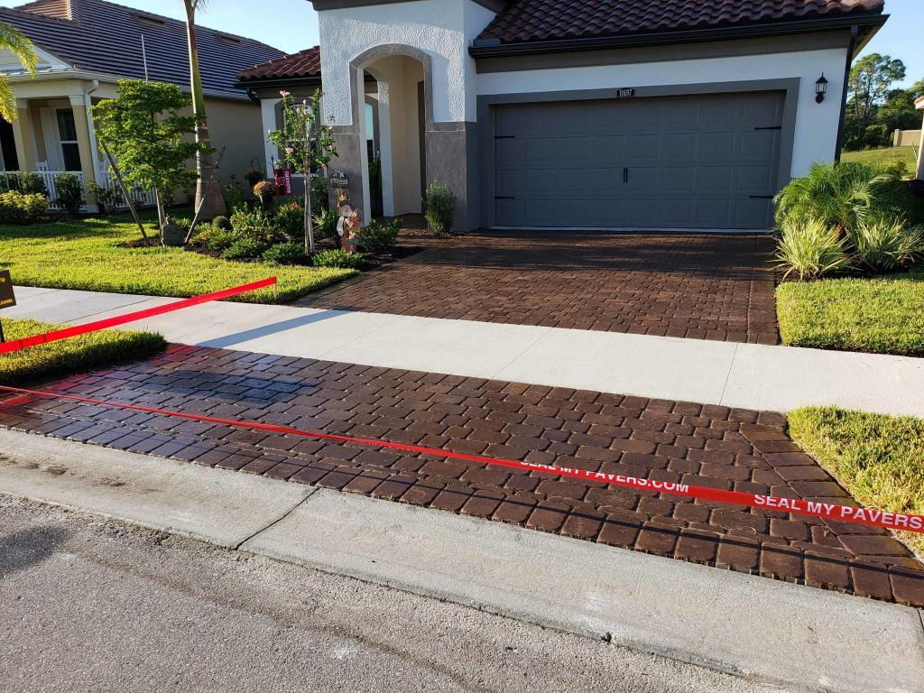 Seal My Pavers